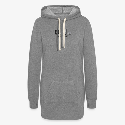 Never forget - Women's Hoodie Dress