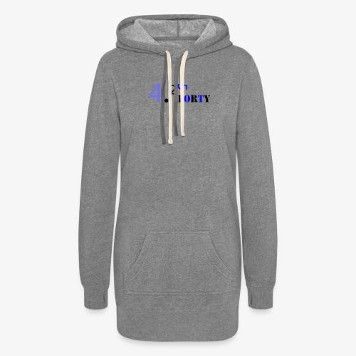 Logo 2 - Women's Hoodie Dress
