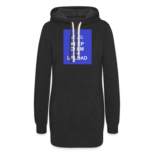 RockoWear Keep Calm - Women's Hoodie Dress