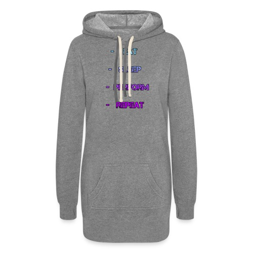 littlelaurzs productions T-shirt - Women's Hoodie Dress