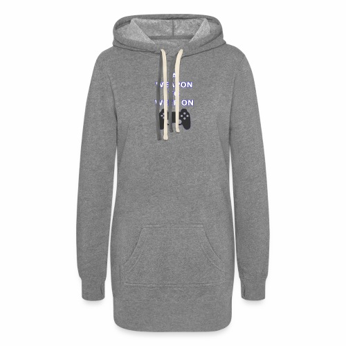 A Weapon to Weep On - Women's Hoodie Dress