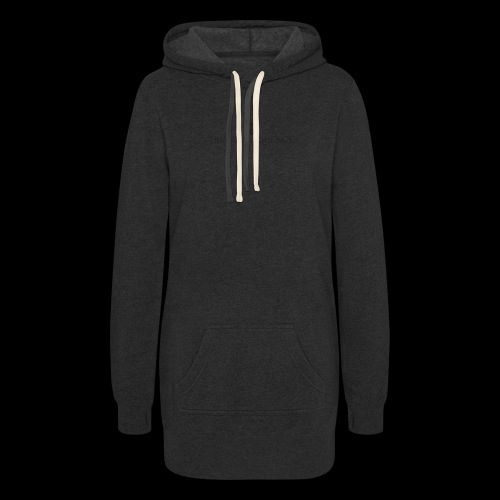 Black Divine Frequency - Women's Hoodie Dress