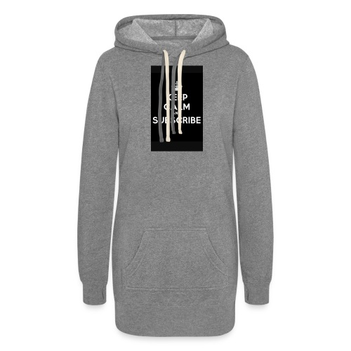 Keep calm merch - Women's Hoodie Dress