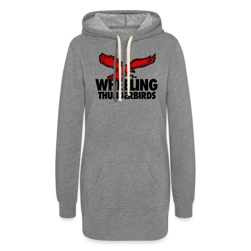 Wheeling Thunderbirds - Women's Hoodie Dress