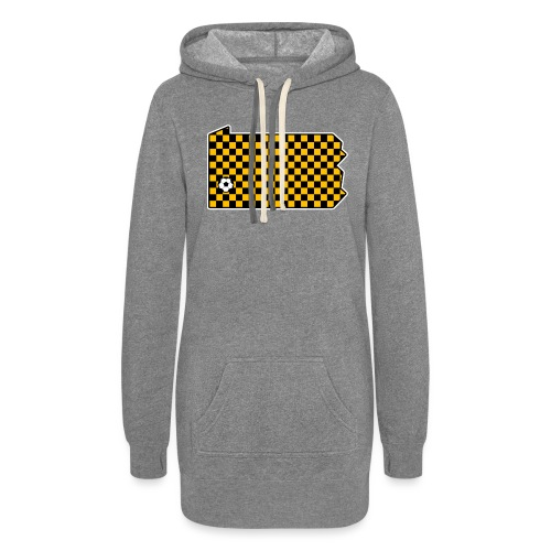 Pittsburgh Soccer - Women's Hoodie Dress