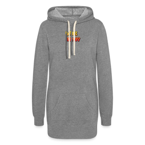 Drik Army T-Shirt - Women's Hoodie Dress