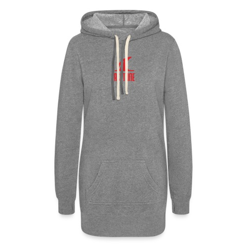 ALTERNATE_LOGO - Women's Hoodie Dress