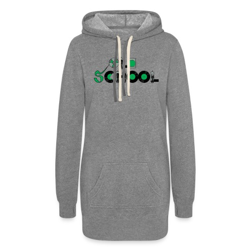 Old School Music - Women's Hoodie Dress
