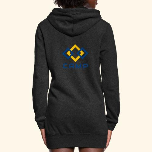 CAMP LOGO and products - Women's Hoodie Dress