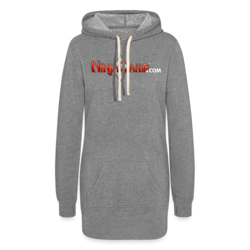 NC Logo for Dark Products - Women's Hoodie Dress