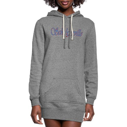 Welcome To Scholarville - Women's Hoodie Dress
