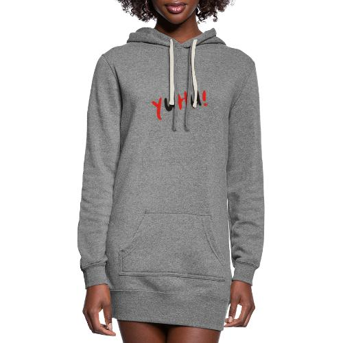 Yuhu! The design for young and smart generation - Women's Hoodie Dress