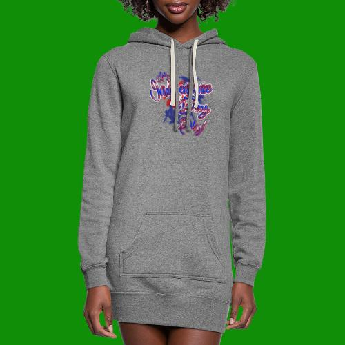 Independence Day Baby - Women's Hoodie Dress
