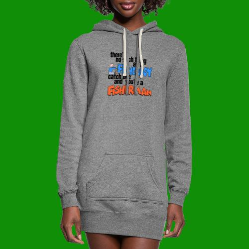 Fisherboy - Women's Hoodie Dress