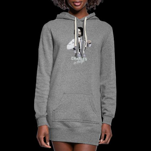 CHARLEY IN CHARGE - Women's Hoodie Dress