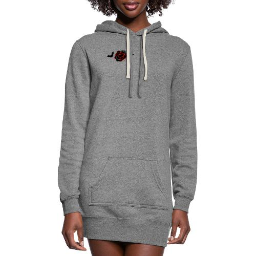 limited logo with MY SIGNATURE!! - Women's Hoodie Dress