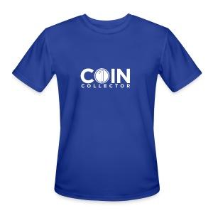 Coin Collector - Men's Moisture Wicking Performance T-Shirt