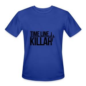 Timeline Killah - Men's Moisture Wicking Performance T-Shirt