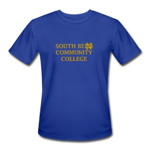 Notre Dame Community College - Men's Moisture Wicking Performance T-Shirt