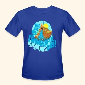 splashMT2 - Men's Moisture Wicking Performance T-Shirt