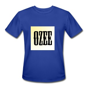 ozee - Men's Moisture Wicking Performance T-Shirt