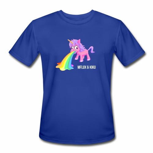 ALWAYS BE A UNICORN - Men's Moisture Wicking Performance T-Shirt