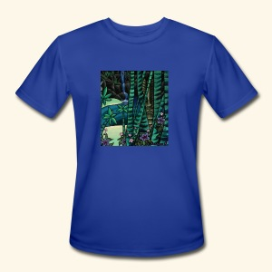 Guarded Cove - Men's Moisture Wicking Performance T-Shirt