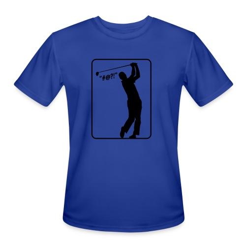 Golf Shot #@?! - Men's Moisture Wicking Performance T-Shirt
