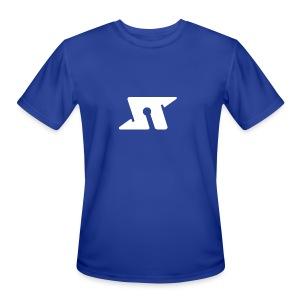 Spaceteam Logo - Men's Moisture Wicking Performance T-Shirt