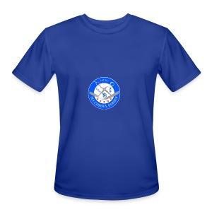 Successful Barber Seal - Men's Moisture Wicking Performance T-Shirt