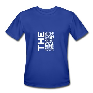 The Ruler Collection - Men's Moisture Wicking Performance T-Shirt