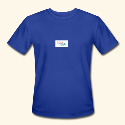 Trendy Fashions Go with The Trend @ Trendyz Shop - Men's Moisture Wicking Performance T-Shirt