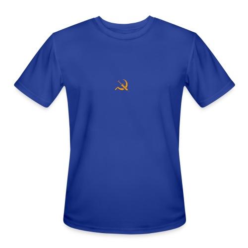 USSR logo - Men's Moisture Wicking Performance T-Shirt