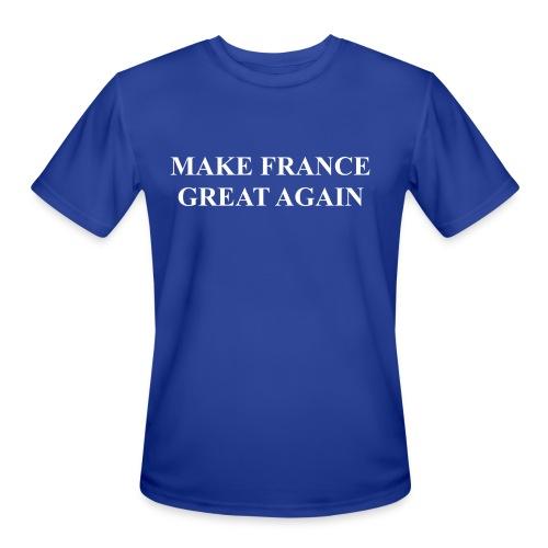 Make France Great Again - Men's Moisture Wicking Performance T-Shirt