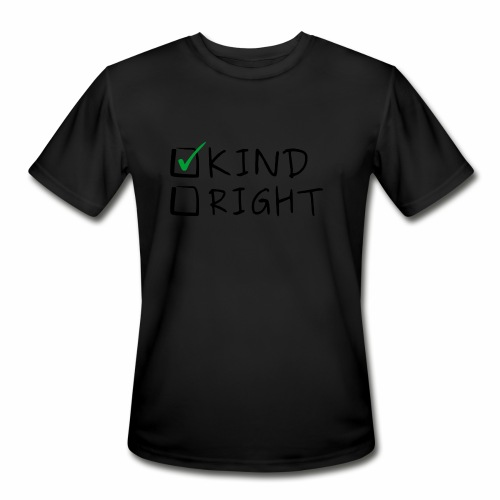 Choose Kind Anti-Bullying - Men's Moisture Wicking Performance T-Shirt