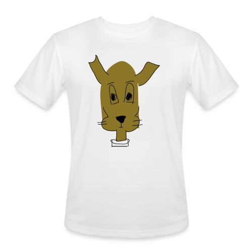 ralph the dog - Men's Moisture Wicking Performance T-Shirt