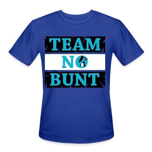 Team No Bunt - Men's Moisture Wicking Performance T-Shirt