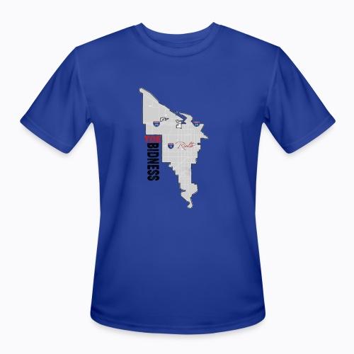 Toe Bidness - Men's Moisture Wicking Performance T-Shirt