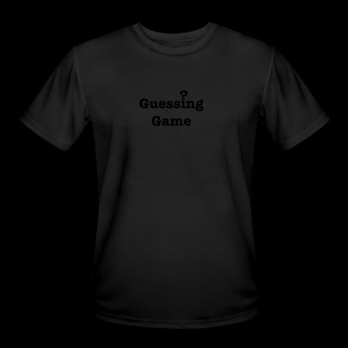 Question - Men's Moisture Wicking Performance T-Shirt