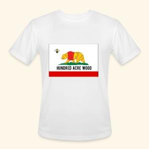 Golden Honey State - Men's Moisture Wicking Performance T-Shirt