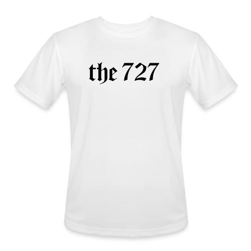 The 727 in Black Lettering - Men's Moisture Wicking Performance T-Shirt