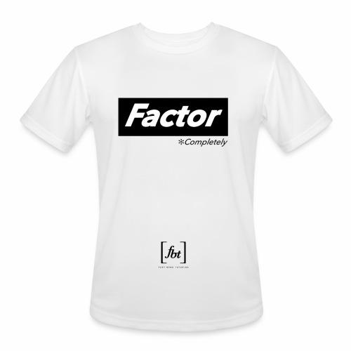 Factor Completely [fbt] - Men's Moisture Wicking Performance T-Shirt