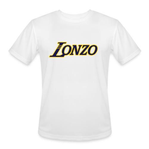 Lonzo - Men's Moisture Wicking Performance T-Shirt