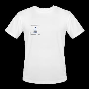 35DD Male - Men's Moisture Wicking Performance T-Shirt