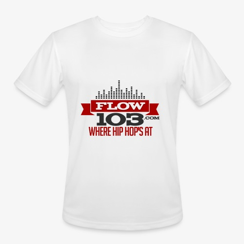 FLOW 103 - Men's Moisture Wicking Performance T-Shirt