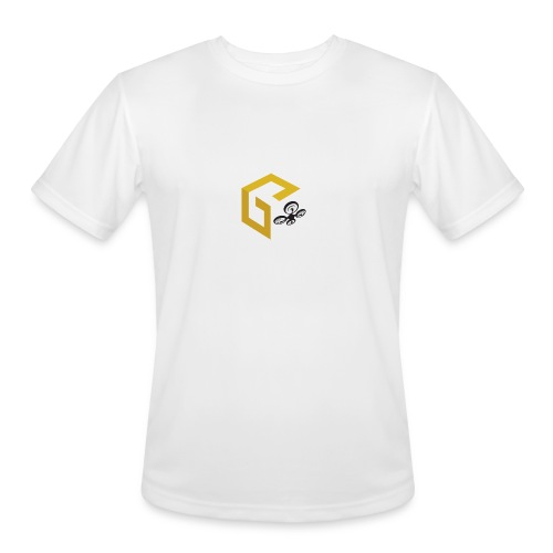 GeoJobe UAV - Men's Moisture Wicking Performance T-Shirt