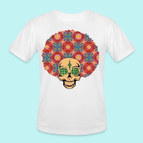 MACK DADDY SKULLY - Men's Moisture Wicking Performance T-Shirt