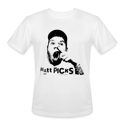 Matt Picks Shirt - Men's Moisture Wicking Performance T-Shirt