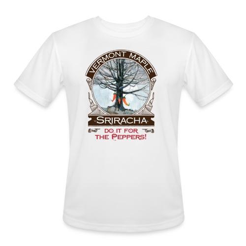 Vermont Maple Sriracha - Men's Moisture Wicking Performance T-Shirt