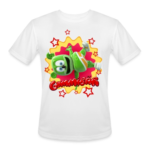 Gummibär Starburst - Men's Moisture Wicking Performance T-Shirt
